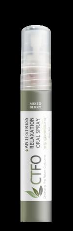 CBD Anti-Stress Relaxation Oral Spray 8ml